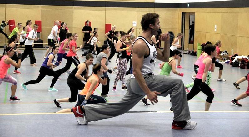 KiBo Kickbox-Aerobic Daniel Gärtner Termine 2015
