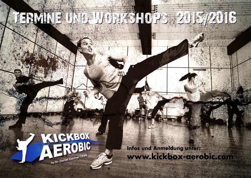 Kickbox Aerobic 2015 / 2016